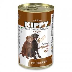 Kippy Dog Lamb and Rice Pate - влажный корм для собак / Ягненок с рисом