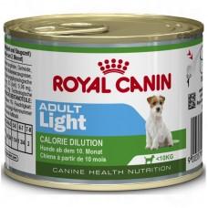 Royal Canin Adult Light - облегченный корм для взрослых собак