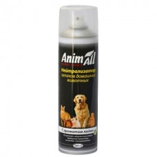 AnimAll Expert Choice - нейтрализатор запахов домашних животных с ароматом лайма