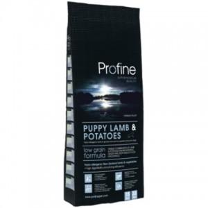 Profine Puppy Lamb and Potatoes корм для щенков и молодых собак