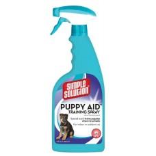 Simple Solution Puppy aid training spray - Средство для приучения щенков к туалету.