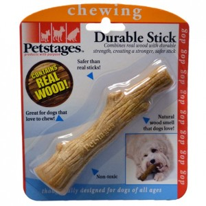PETSTAGES Small Durable Stick • Игрушка для собак малых пород «Крепкая ветка малая»