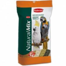 Padovan Naturalmix Pappagalli - корм для крупных попугаев