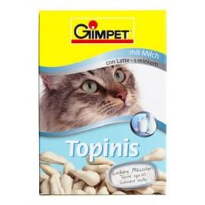 Gimpet (Джимпет) TOPINIS мышки с таурином 190 шт (вкус молока)