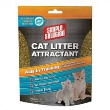 SIMPLE SOLUTION Cat litter attractant - привлекатель в кошачий наполнитель