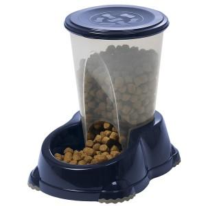 Moderna СМАРТ кормушка автоматическая для собак и котов, 23Х15Х21 см, 1,5 л