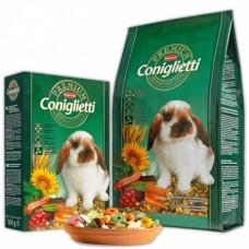 Padovan  Premium Coniglietti - корм для декоративных кроликов и молодняка