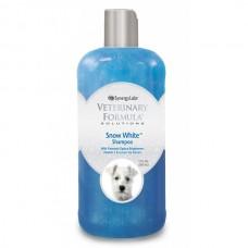 Veterinary Formula Snow White Shampoo - шампунь для собак и кошек белого окраса