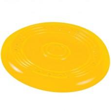 PETSTAGES Easy Fetch Flyer - игрушка для собак «Желтая Летающая тарелка»