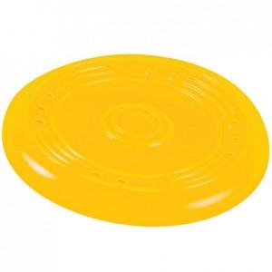 PETSTAGES Easy Fetch Flyer Игрушка для собак «Желтая Летающая тарелка»