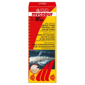 Sera микопур (Sera mycopur) - Эффективное средство для обработки воды