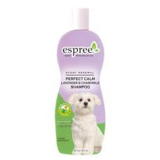 Espree Perfect Calm Lavender & Chamomile Shampoo ☆ Успокаивающий шампунь Эспри из Лаванды и Ромашки