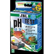 JBL (ДжБЛ) Test Set РН 6,0-7,6. - Набор для определения уровня pH в морской и пресной воде