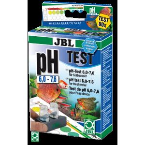 JBL (ДжБЛ) Test Set РН 6,0-7,6. (Набор для определения уровня pH в морской и пресной воде)