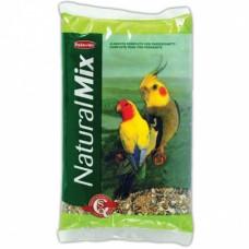 Padovan Naturalmix Parrocchetti - корм для средних попугаев