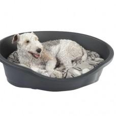Imac ДИДО (DIDO) спальное место для собак, пластик, 95х67,5х28 см.
