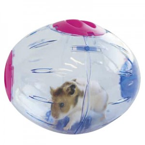 Imac СФЕРА (SPHERE) прогулочный шар для хомяков, пластик (Диаметр шара 19 см.)
