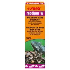 Sera reptipur W - защита рептилий от насекомых и паразитов