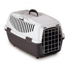 Stefanplast Gulliver № 1 - переноска  для собак и кошек / металлическая дверь (48х32х31см)