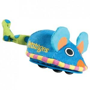 PETSTAGES Mouse on Wheels • Игрушка для кошек «Мышь на колесах»