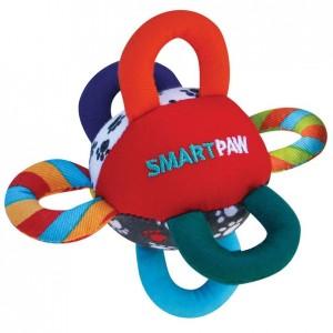 PETSTAGES Mini Toss Ball • Игрушка для собак «Мяч с петлями мини Смарт Пав»