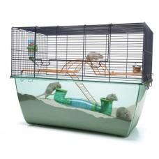 Savic Habitat XL - клетка для грызунов (70x37x56 см.)