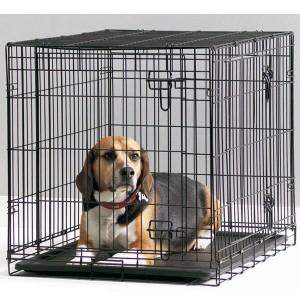 Savic ДОГ КОТТЕДЖ (Dog Cottage) клетка для собак (76х49х55 см.)
