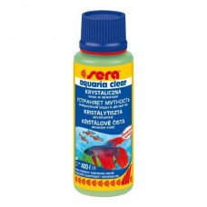 Sera Aquaria Clear - средство для устранения загрязнений из аквариумной воды