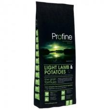 Profine (Профайн) Light Lamb & Potatoes - корм для оптимизации веса собак