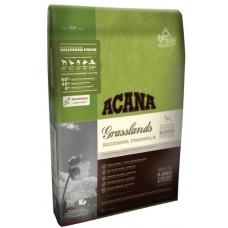 ACANA «Акана» GRASSLANDS корм для щенков и взрослых собак всех пород (беззерновая формула)