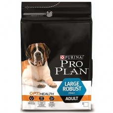 Purina Pro Plan Large Adult Robust OPTIHEALTH - сухой корм для собак крупных пород
