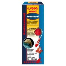 Sera med Professional Tremazol - против жаберных и кожных червей