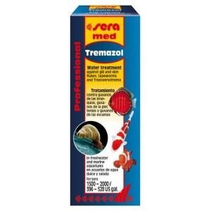Sera med Professional Тремацоль (sera med Professional Tremazol) - против жаберных и кожных червей