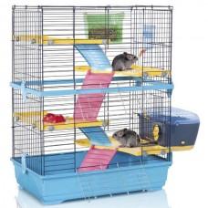 Imac DOUBLE 80 - клетка для шиншилл и кроликов