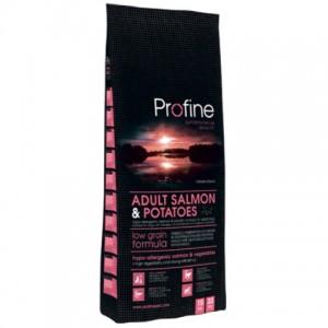 Profine (Профайн) Adult Salmon & Potatoes - гипоаллергенный корм для собак всех пород (лосось/картофель)