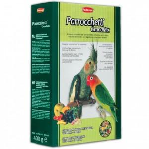 Padovan GRANDMIX PARROCCHETTI  (Корм для средних попугаев)