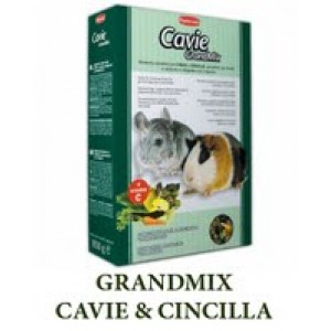 Padovan GRANDMIX CAVIE&CINCILLA (корм для шиншилл,морских свинок и дегу)