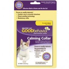 SENTRY GOODbehavior - ошейник с феромонами для котов