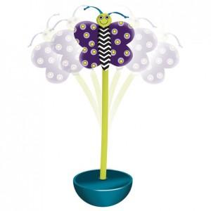 PETSTAGES Quiet Glow Moth • Игрушка для кошек и котят «Ванька-встанька»