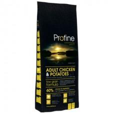Profine (Профайн) Adult Chicken & Potatoes - корм для собак всех пород (курица/картофель)