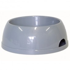 Moderna Eco # 4 - миска пластиковая для собак 2450 мл, d-23 см