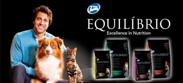 Корм Equilibrio Super Premium – безупречный баланс в питании для собак и котов