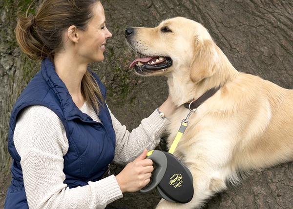 Поводок-рулетка Flexi Giant для собак крупных пород