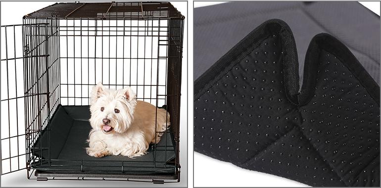 Odor-Control Crate Pad | Предназначена для комфортной перевозки собаки в клетке | K&H