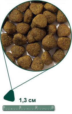 Сухой корм Arden Grange разработан с учетом физиологических потребностей взрослых собак мелких и средних пород, ведущих умеренно активный образ жизни в городских условиях