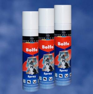 Bayer BOLFO Больфо спрей для собак и кошек (250 мл)